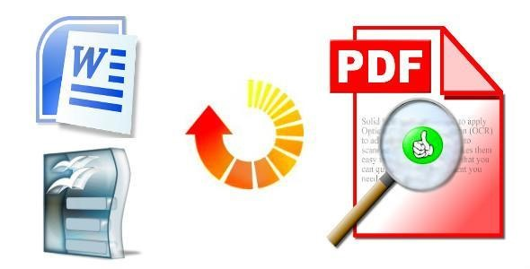 Convertire file in pdf online gratis italiano download programma