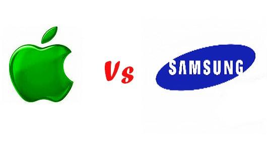 Apple o Samsung, la sfida fra le migliori marche di telefonini