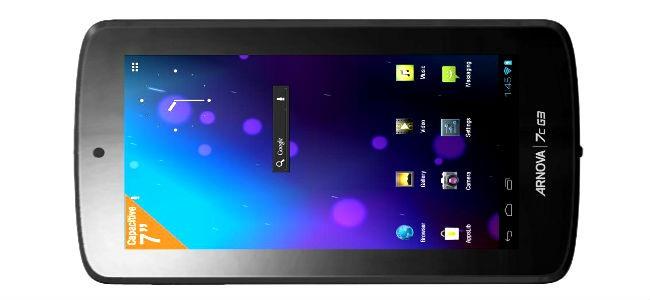 Arnova 7cG3 tablet