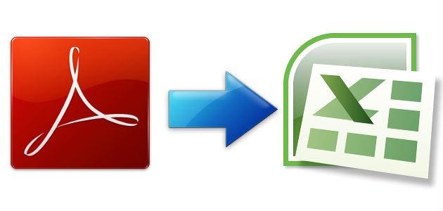 Convertire un file Excel in Pdf