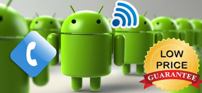 Tablet Android 3G con WiFi e GPS