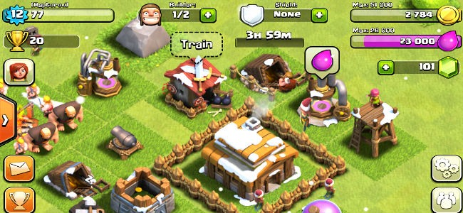 Clash of Clans per iphone gratis
