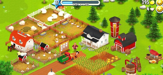 Hay Day per iphone gratis