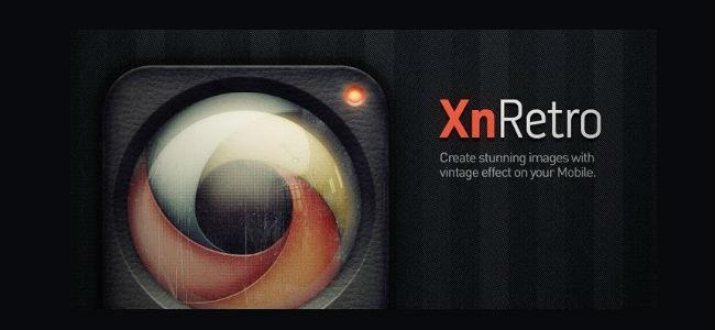 XnRetro modificare immagini Android