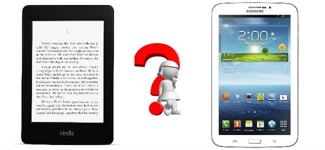Tablet e Ebook Reader