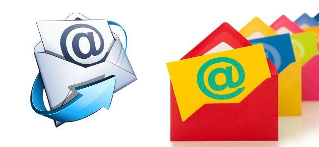 Creare un indirizzo di posta elettronica