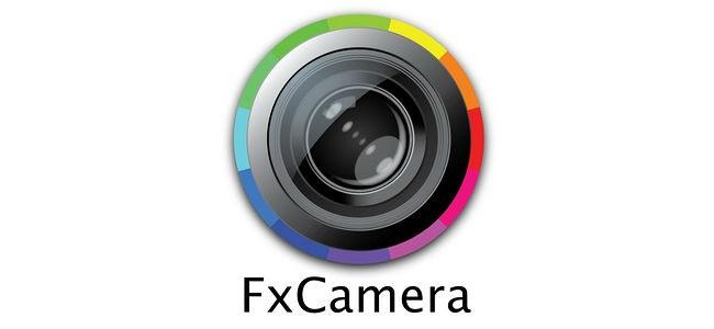 FxCamera per modificare foto con Android