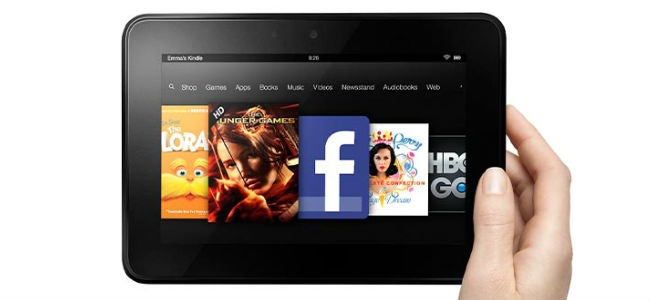 Kindle Fire HD da 7 pollici