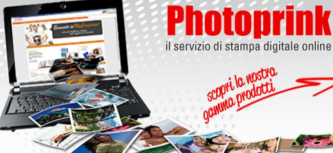 Photo Prink per stampare gratis