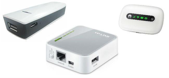 Router 3G portatili