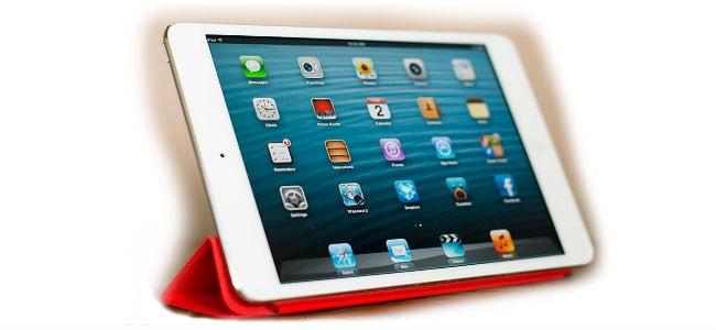 iPad mini da 7 pollici