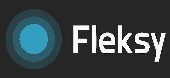 App scrittura Fleksy