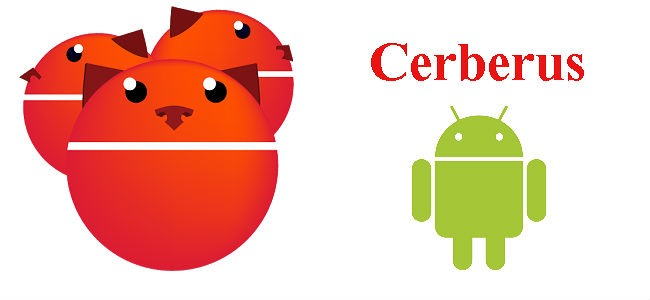 Cerberus rintracciare telefono Android