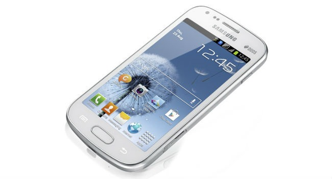 Galaxy S Duos GT-S7562 dual sim android