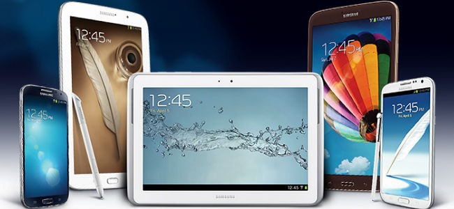 Miglior tablet Samsung 2013