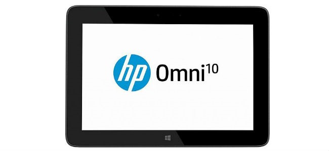 Tablet HP Omni 10 Windows 8
