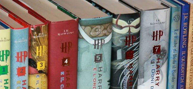 tutti i libri di Harry Potter