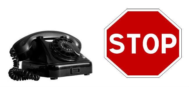 Come bloccare un numero di telefono