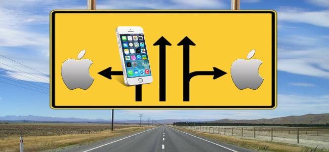 Navigatore iPhone 5