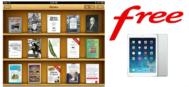 Ebook gratis per iPad