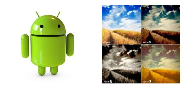 App Android per modificare foto