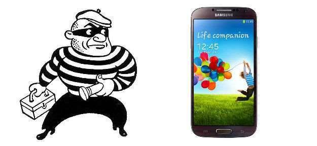 bloccare cellulare rubato su android