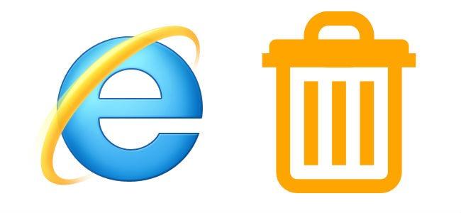 Disinstallare Internet Explorer. Rimozione definitiva.