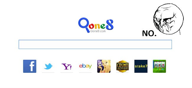 Rimuovere Qone8. Eliminazione definitiva su Explorer, Firefox e Chrome.