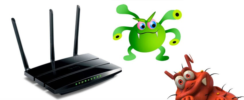virus modem router: come difendersi.