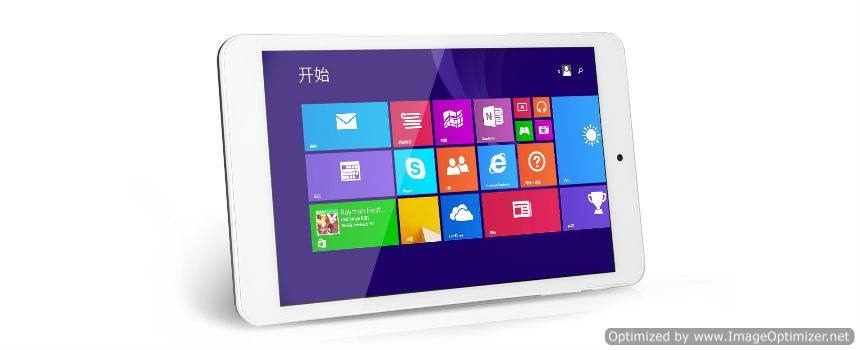 Kingsing W8 con Windows 8