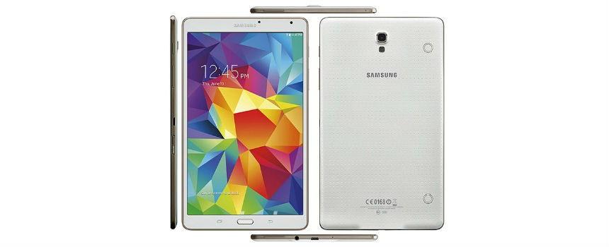Samsung Galaxy Tab S 8.4 8 pollici.
