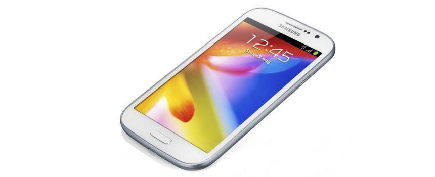 Samsung Galaxy Grand duos GT-i9082 doppia scheda.