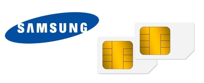 Smartphone dual sim Samsung