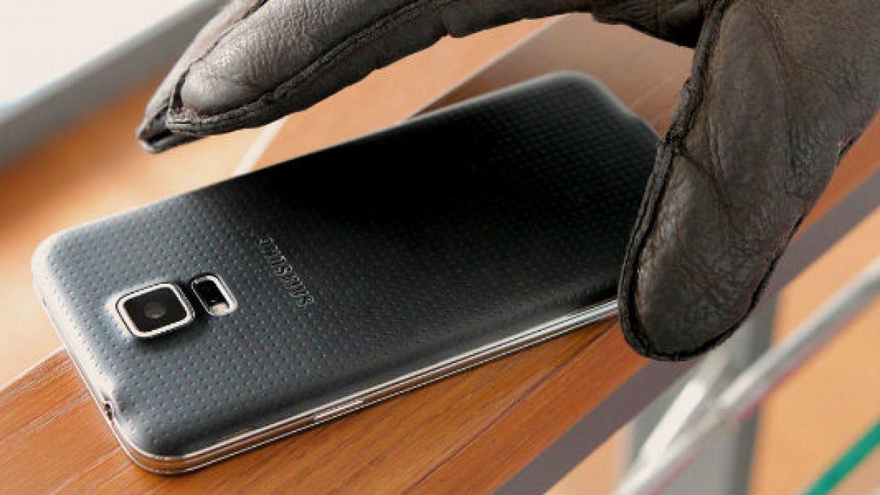 """""""So dov'è il mio cellulare rubato, ma la polizia non può fare nulla per recuperarlo"""""""